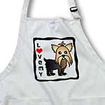 click on I Love My Yorkshire Terrier  Yorkie to enlarge!
