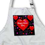 click on Hearts, red and pink, Happy Heart Day, Valentine, dark background  to enlarge!