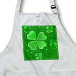 click on This design is of some lucky Shamrocks on a green background just in time for St Patricks Day to enlarge!