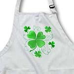 click on This design is of some lucky Shamrocks just in time for St Patricks Day to enlarge!