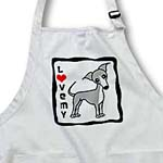 click on I Love My Italian Greyhound Grey to enlarge!