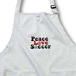 click on Peace Love Soccer to enlarge!