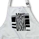 click on Zebra Abstract Art to enlarge!