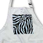 click on Blue and Black Zebra Print to enlarge!