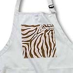 click on Peach and Brown Zebra Print to enlarge!