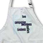 click on Love Compassion Kindness Matters Note to enlarge!