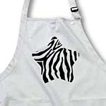 click on Shining Star Zebra Print to enlarge!