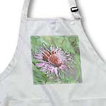 click on Earth Pink Echinacea Floral Art to enlarge!
