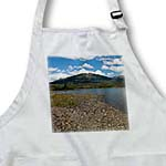click on Tagish Lake Shore View With Mountains to enlarge!
