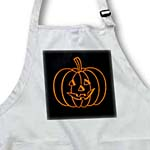 click on Orange and Black Halloween Pumpkin to enlarge!