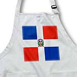 click on Dominican Flag to enlarge!
