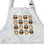 click on Cute Brown Owl Print to enlarge!