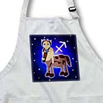 click on Cute Astrology Sagittarius Zodiac Sign Centaur Archer to enlarge!