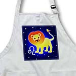 click on Cute Astrology Leo Zodiac Sign Lion to enlarge!