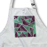 click on Mauve Green Retro Geometric to enlarge!