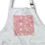 click on Pink and Gold Stars Art Kids Astronomy to enlarge!