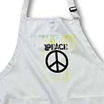 click on Yellow Peace Sign Symbols Spirituality to enlarge!