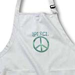 click on Turquoise Peace Sign Symbols Spirituality to enlarge!