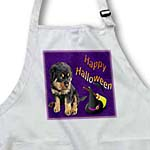 click on Halloween Cute Rottweiler to enlarge!