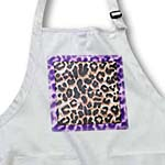 click on Purple Frame Leopard Print Animal Prints to enlarge!