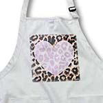 click on Love Pink Heart Leopard Print Animal Prints to enlarge!