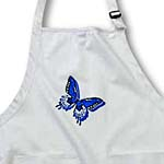 click on Hues of Blues Butterfly Art Nature Designs to enlarge!