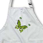 click on Green Butterfly Trio Art Nature Designs to enlarge!