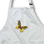 click on Brown and Yellow Butterfly Art Nature Designs to enlarge!