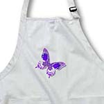 click on Purple and White Butterfly Art Nature Designs to enlarge!