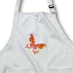 click on Peach and White Butterfly Art Nature Designs to enlarge!