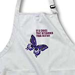 click on Purple Butterfly Destiny Inspirational Art Nature Design to enlarge!