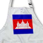 click on Cambodia Flag to enlarge!