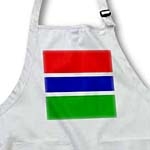 click on Gambia Flag to enlarge!