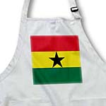 click on Ghana Flag to enlarge!