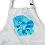 click on Turquoise Sky Floral Art Flowers Designs Inspired by Nature to enlarge!