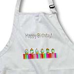 click on Row of Cupcakes, Red, Happy Birthday to enlarge!
