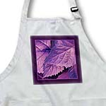 click on Eggplant and royal purple metallic leaves with purple frame to enlarge!