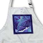 click on Purple and blue metallic leaves with purple frame to enlarge!