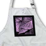 click on Muted purple metallic leaves with black frame to enlarge!