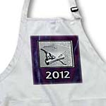 click on 2012 Cap and Diploma, Graduation, Purple and Silver to enlarge!