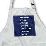 click on Blue On Blue Days Of Week to enlarge!