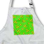 click on Candy Corn Print - Green to enlarge!