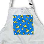click on Candy Corn Print - Blue to enlarge!