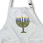 click on Curved Menorah to enlarge!