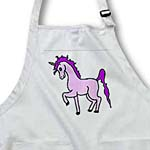 click on Cute Pink and Purple Unicorn to enlarge!