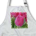 click on Pink Tulips Leaf Frame- Flowers- Photography to enlarge!
