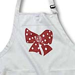 click on Large Red and White Polka Dot Bow to enlarge!