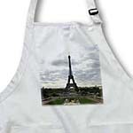 click on The Eiffel Tower itself on a cloudy day in one of a kind Paris to enlarge!