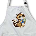 click on Cute Racoon to enlarge!