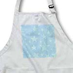 click on Clear Sky Blue Stars- Art Designs- Whimsical to enlarge!
